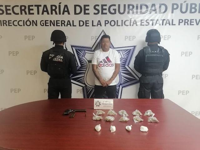 """Agentes capturan a presunto operador de """"El Chupón"""""""
