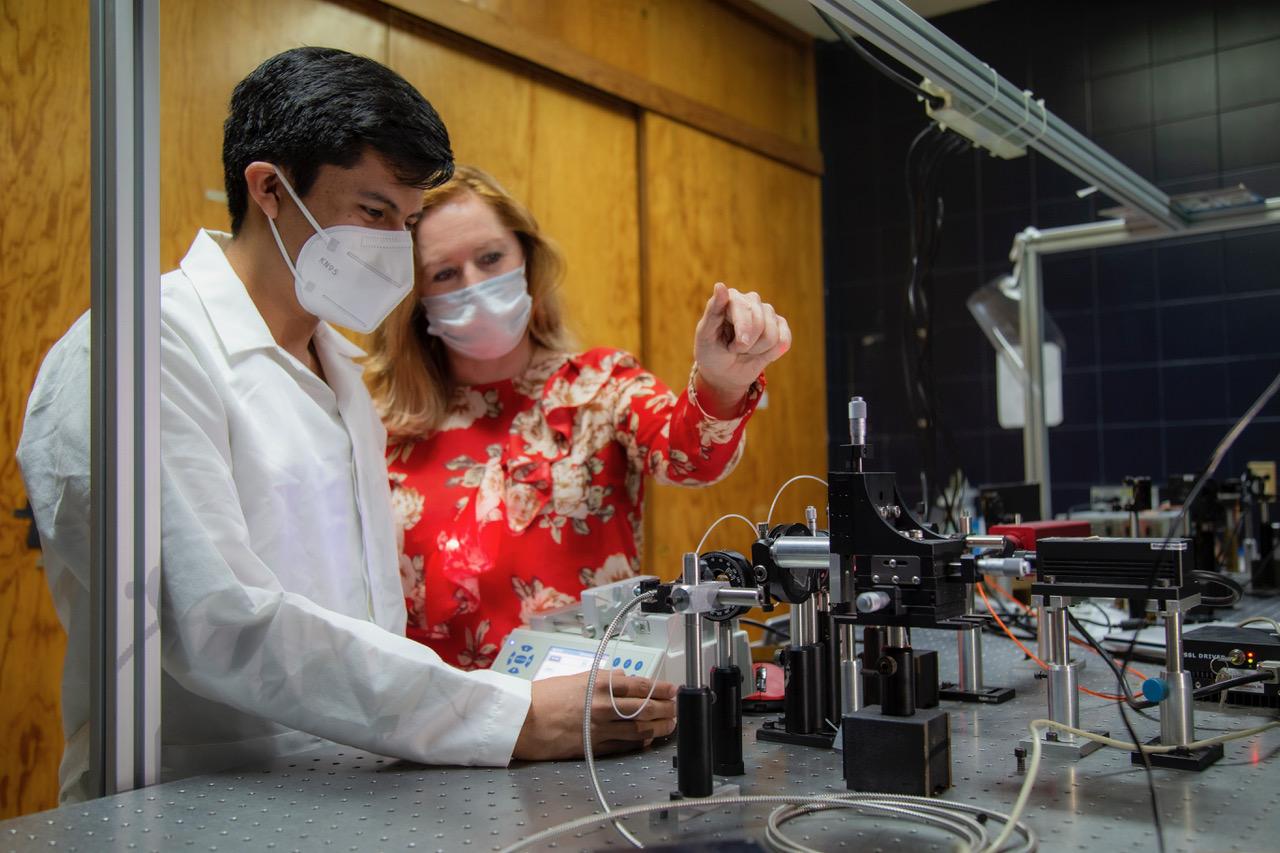 Desarrolla el INAOE prototipo de sensor óptico para detectar Sars-CoV-2