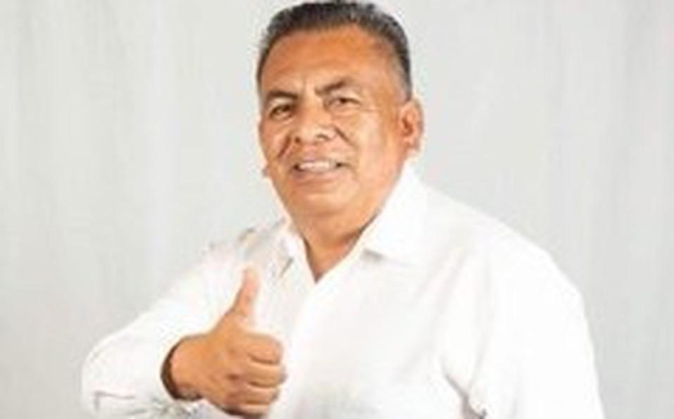 Denuncia líder del PVEM Jaime Natale la desaparición de su candidato a edil en Acajete
