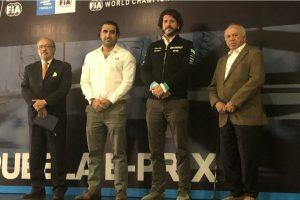 Se dio a conocer el Puebla E-Prix con fecha doble de la Fórmula E