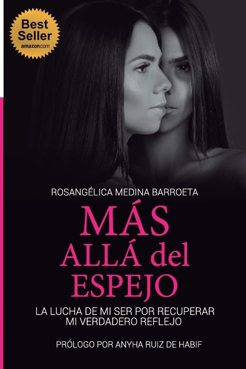 Rosangelica presenta su ópera prima, Best Seller en Amazon