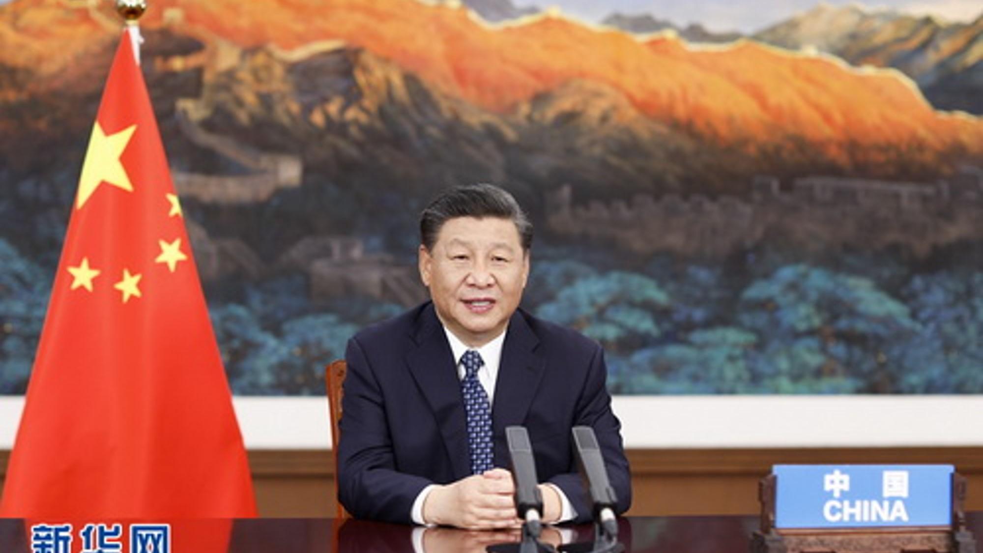 CGTN:China promete nuevamente ayudar a los países en desarrollo a derrotar la COVID-19