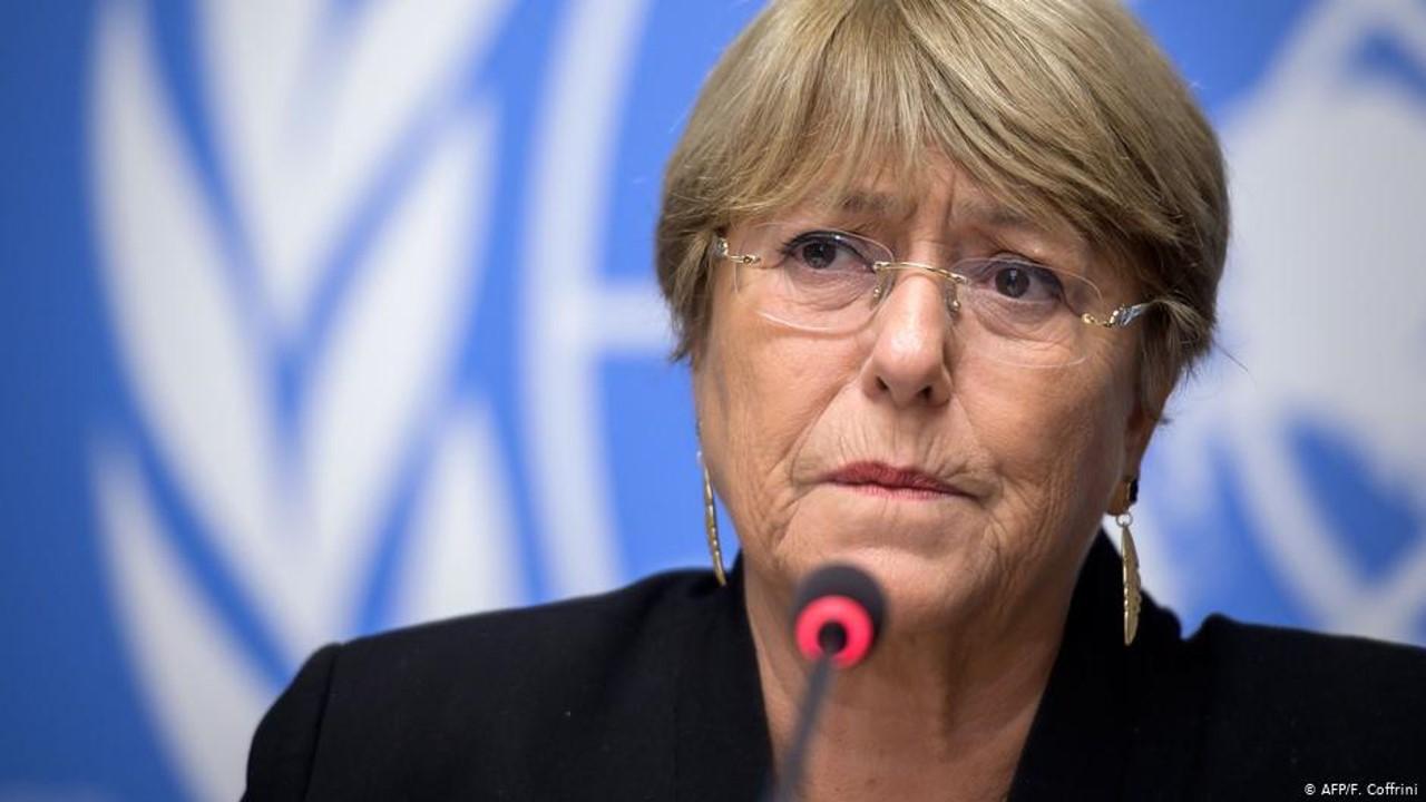Bachelet: La destitución del fiscal general y varios magistrados en El Salvador debilita profundamente el Estado de derecho