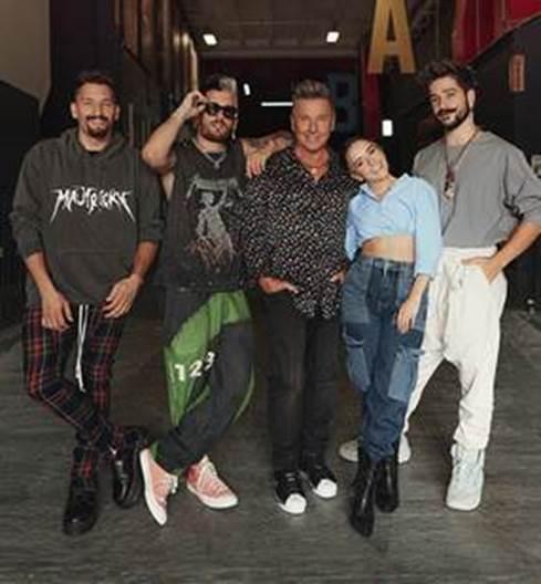 """""""Los Montaner Live!"""": sábado 12 de junio desde el Anfiteatro Altos de Chavón"""