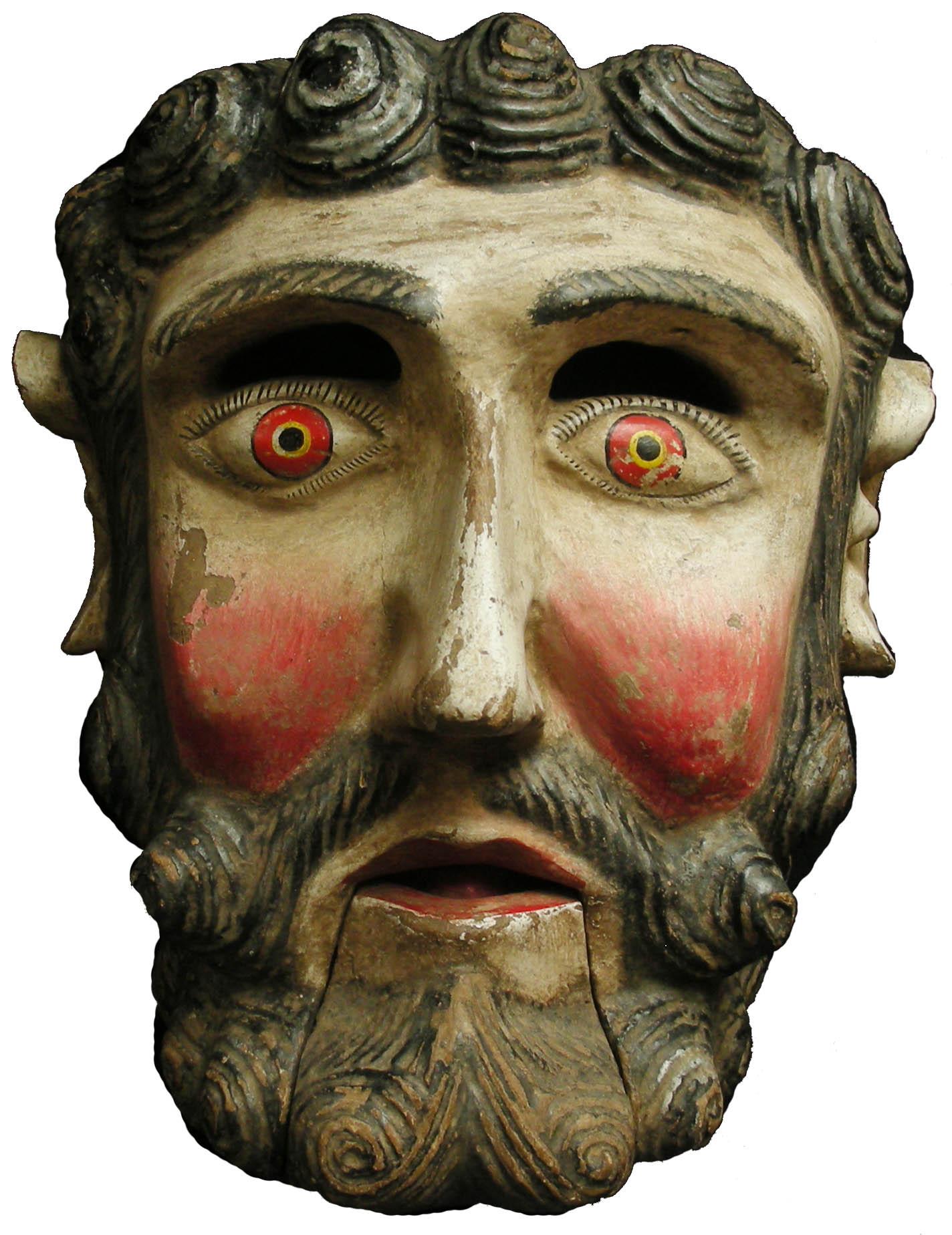 Máscaras del Marqués