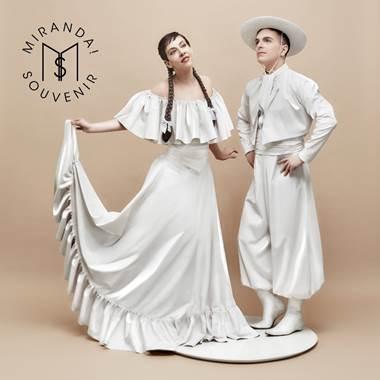 "Miranda! Lanzó ""Souvenir"", su octavo álbum"