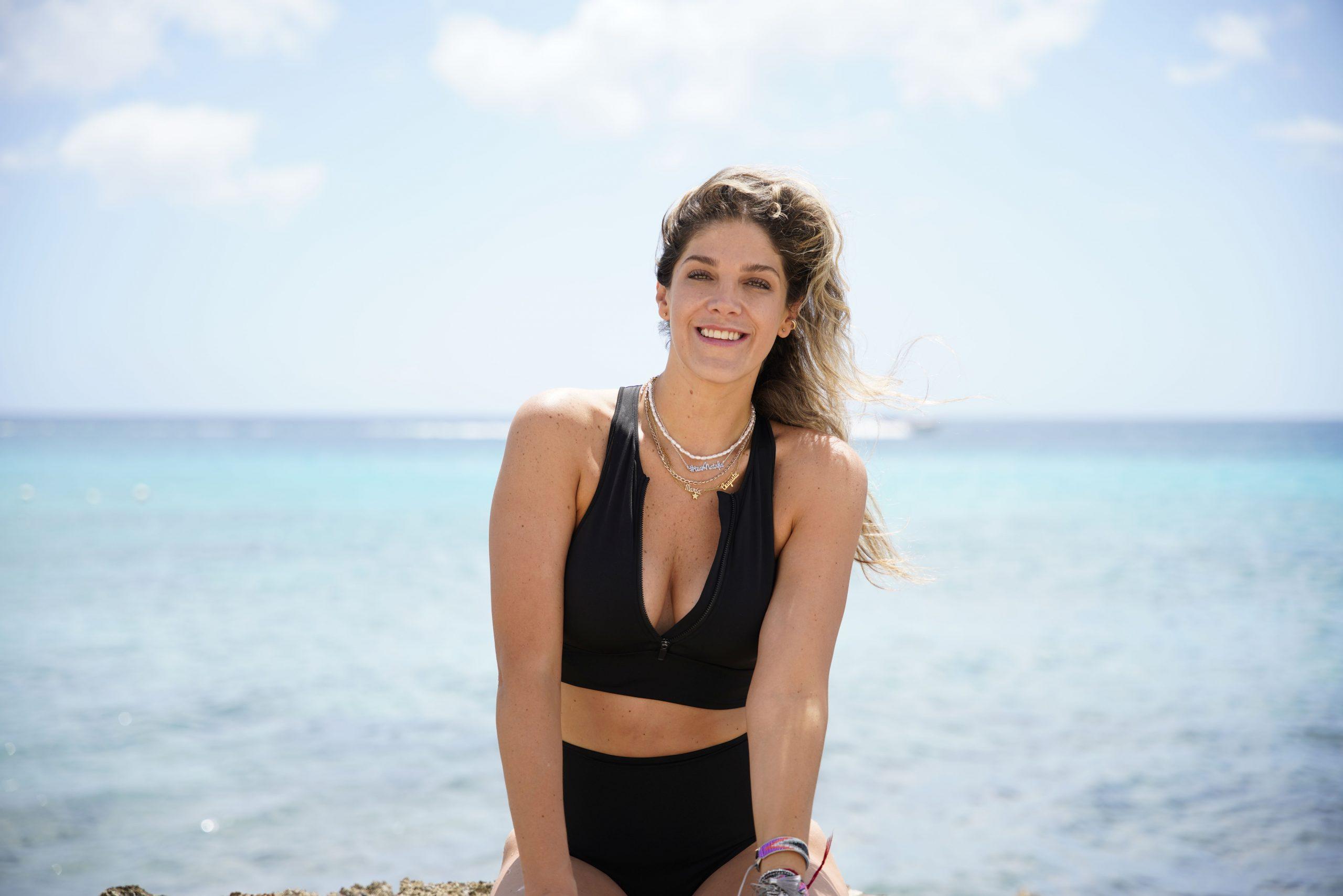 Natalia Alcocer del equipo Halcones fue eliminada de Survivor México