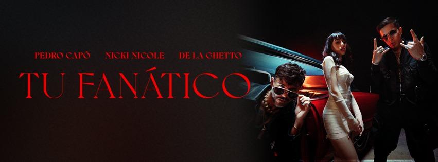 """Pedro Capó platica sobre su sencillo """"Tu Fanático"""" en el que cuenta con la colaboración de Nicki Nicole y De La Ghetto"""