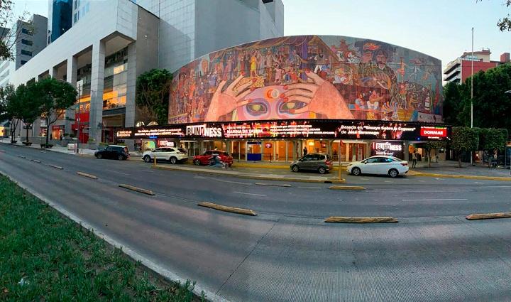 El Teatro de los Insurgentes cumple 68 años