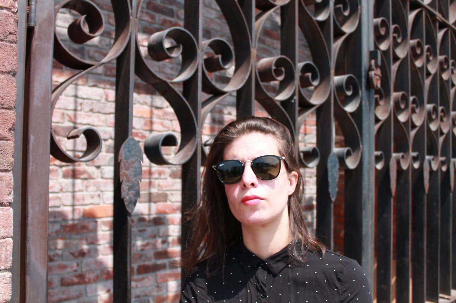 Poesía y disidencia con Ingrid Bringas en el Museo del Ferrocarril