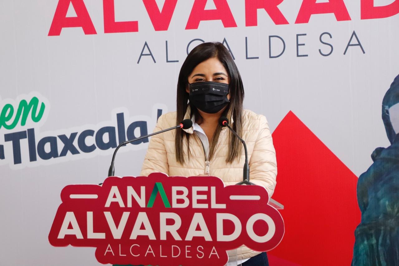 Desarrollo urbano con movilidad y sostenibilidad, propone Anabel Alvarado