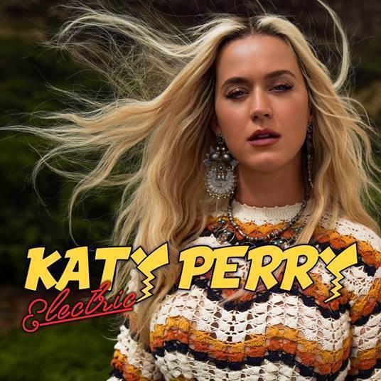 """Katy Perry lanzó """"Electric"""" como parte del festejo de los 25 años de """"Pokémon"""""""
