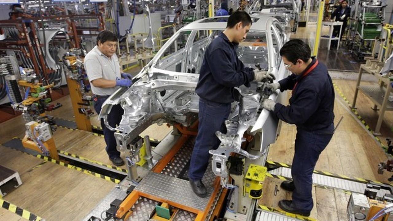 El Indicador Agregado de Tendencia del sector Manufacturero se estableció en 52.2 puntos