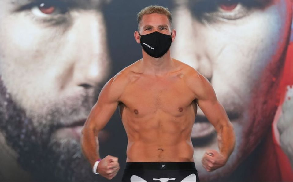 'Pelea Canelo vs. Saunders se cayó, se cancela', afirma papá del boxeador británico