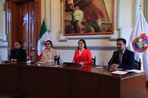 Interviene Ayuntamiento de Puebla espacio público a favor de su apropiación