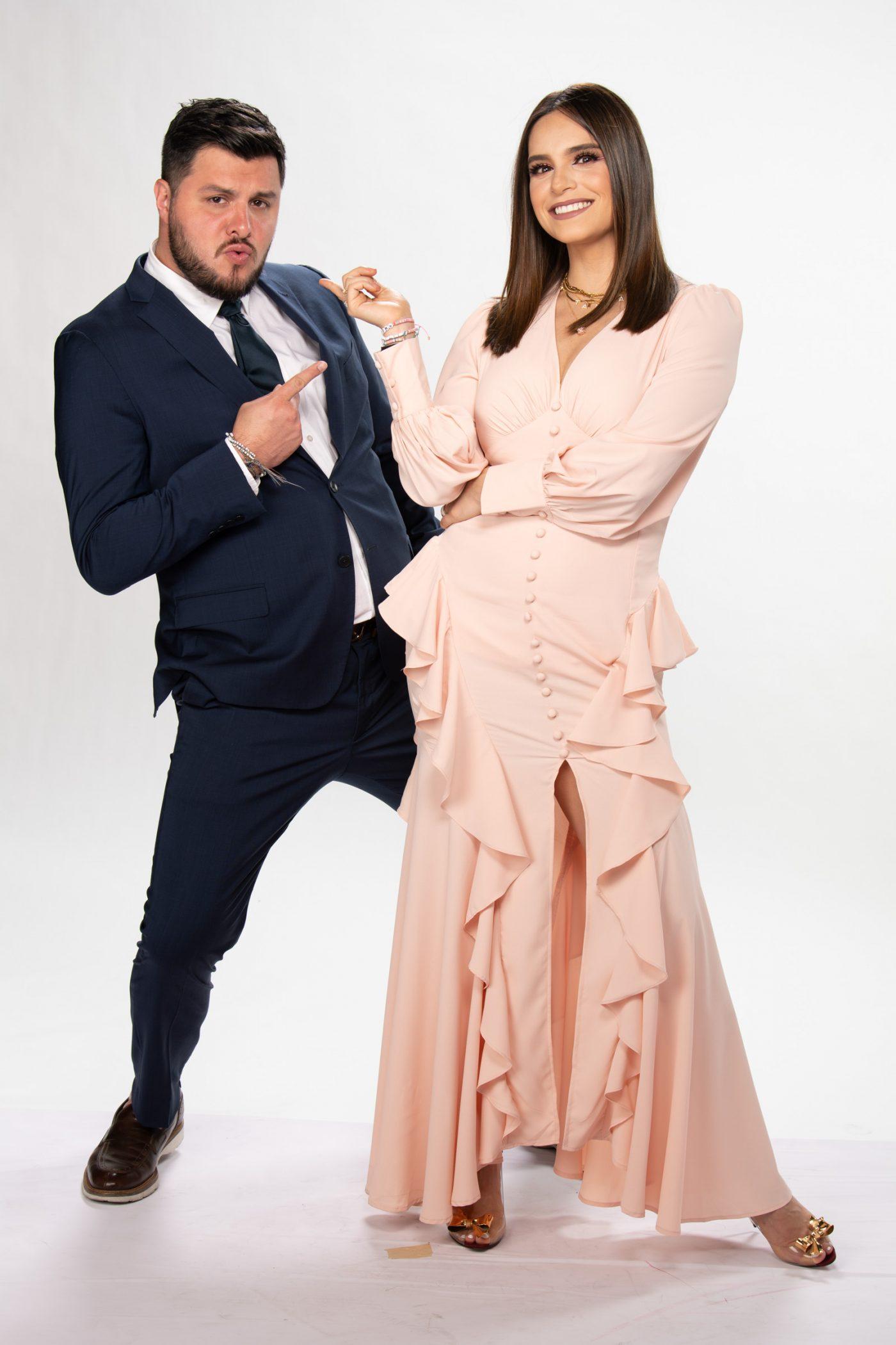 """Tania Rincón y Paul Stanley decidieron dejar """"Las estrellas bailan en Hoy"""""""
