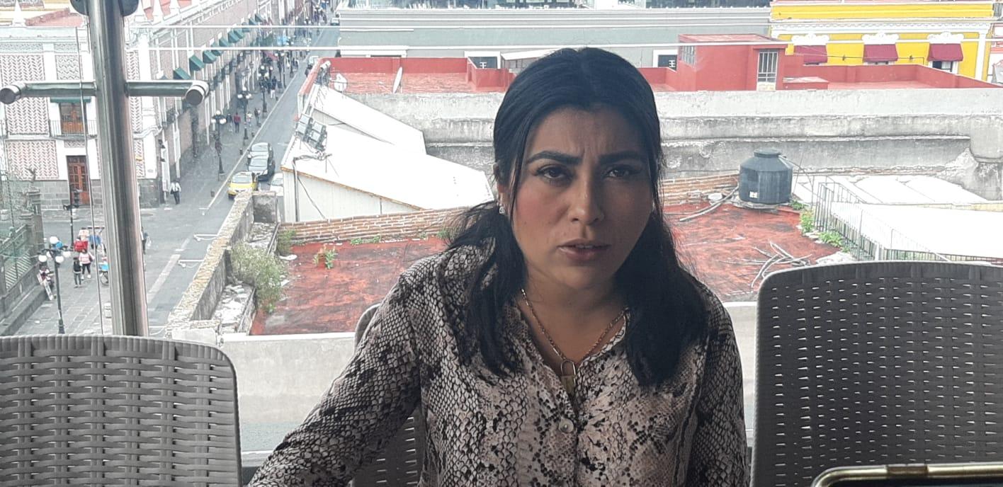 Exhorta Nora Merino a Claudia Rivera rendir un informe sobre las obras en el Zócalo de Puebla