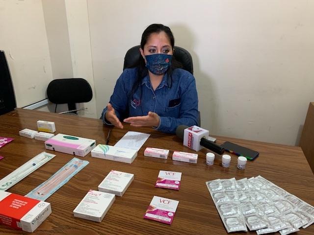 Ofrece SESA diversas opciones de métodos anticonceptivos