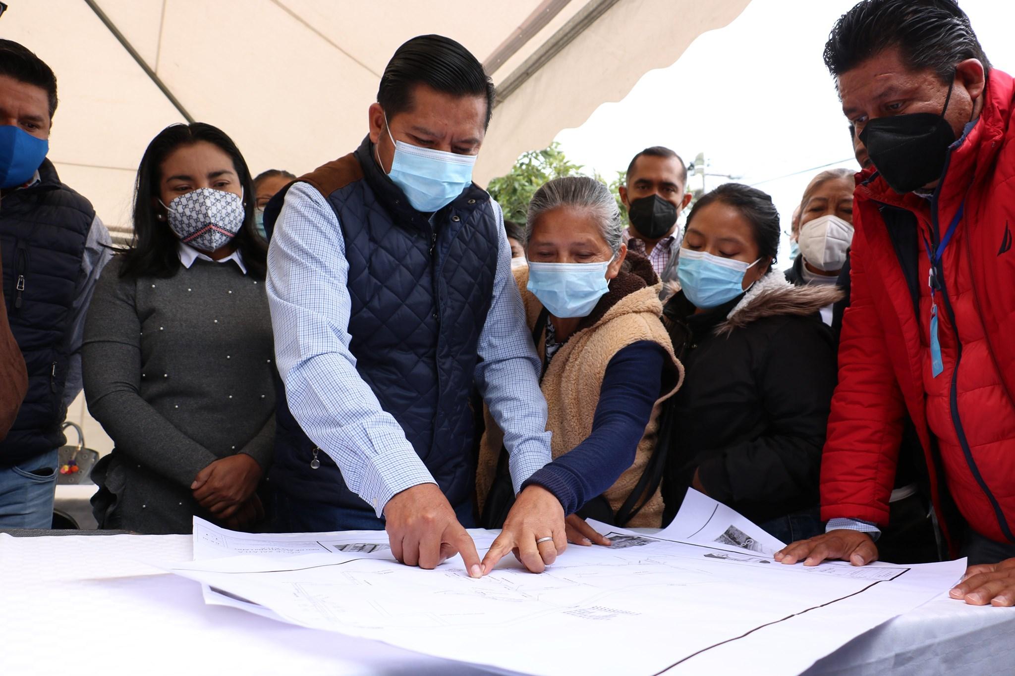 Diputados federales y alcaldes electos del interior del estado del PRI-PAN-PRD iniciaron giras de agradecimiento