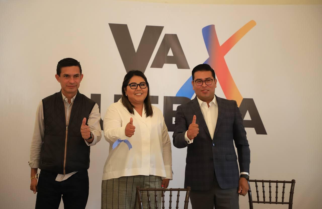 Alianza PRI-PAN- PRD contempla a Eduardo Rivera como candidato para el 2024