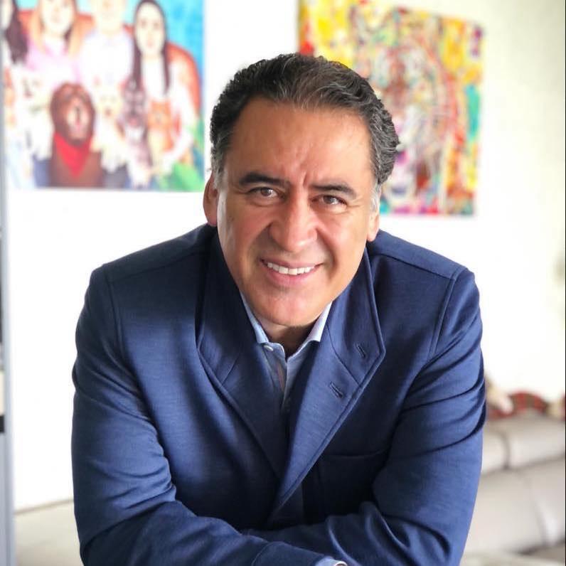 Humberto Aguilar Coronado cuestiona los resultados del PAN-Puebla en la elección pasada