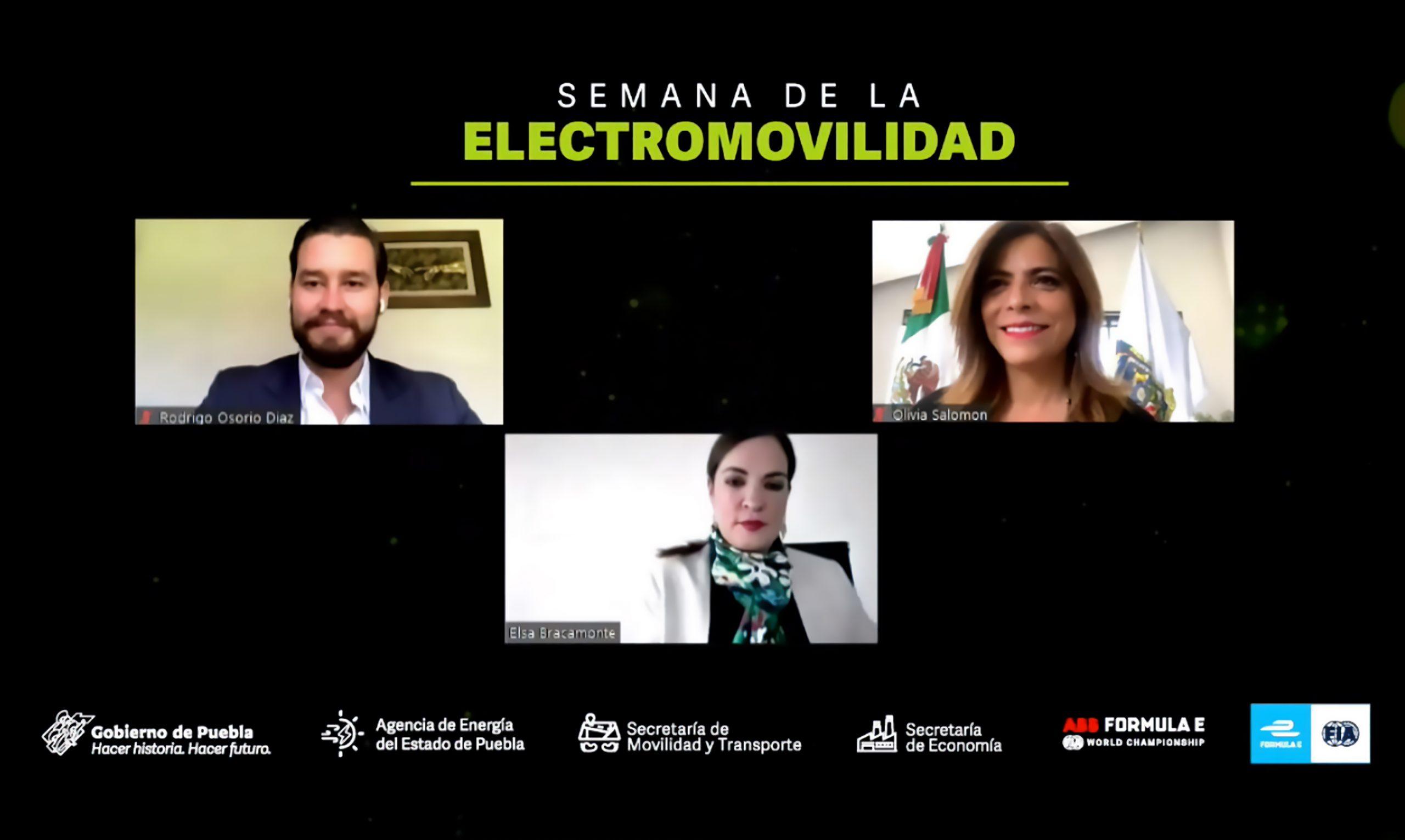 Puebla, polo de inversión para energías limpias: Salomón