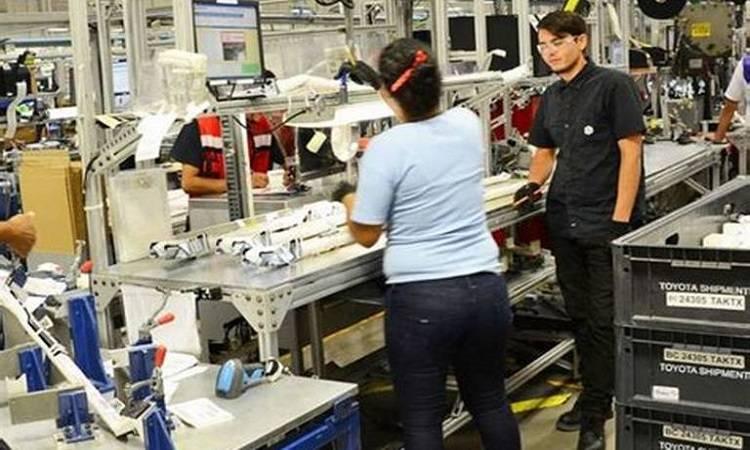 A nivel de sector, el Indicador de Confianza Empresarial de las Manufacturas registró un aumento de 1.7 puntos