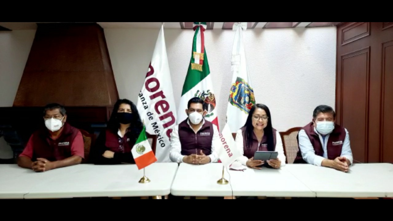 Consejeros de Morena exigen las renuncias de los integrantes de su comité por perder la zona conurbada