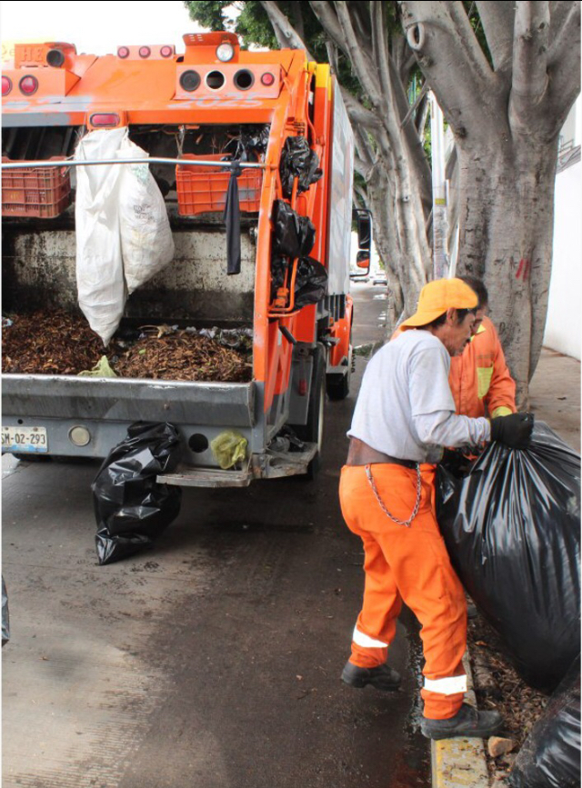 Ayuntamiento de Puebla exhorta a desechar correctamente residuos para prevenir inundaciones