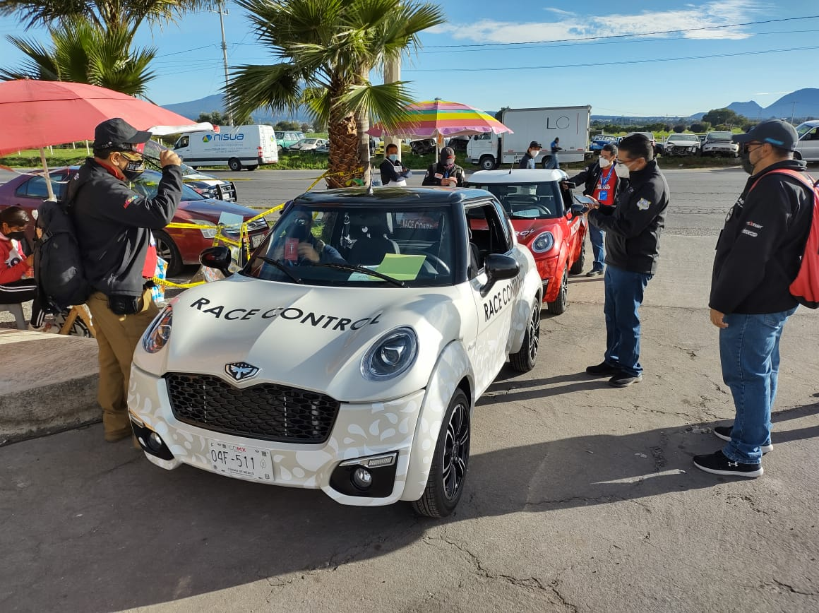 Zacua es elegido el auto del Comité Organizador de FIA en México