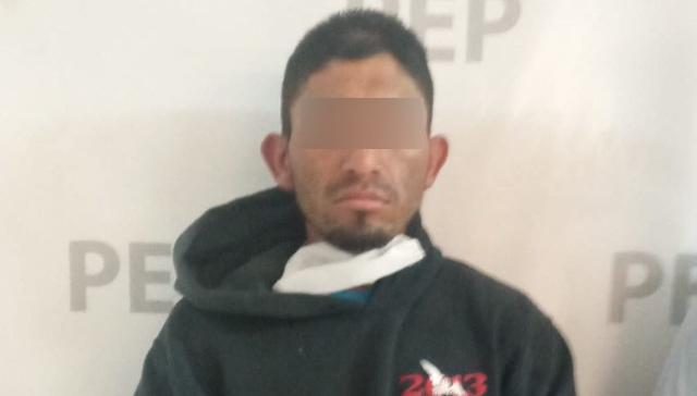 Dos presuntos narcomenudistas son detenidos por la Policía  Estatal