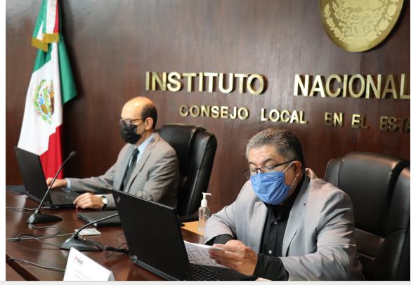 Entregó INE Puebla constancia de mayoría a diputadas y diputados federales electorales