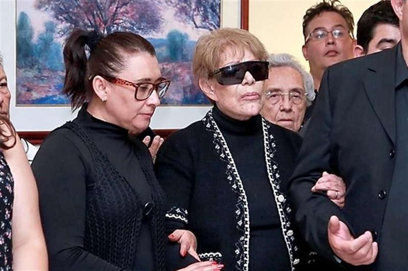 Fallece la actriz Olga Rinzo, viuda de Polo Ortín