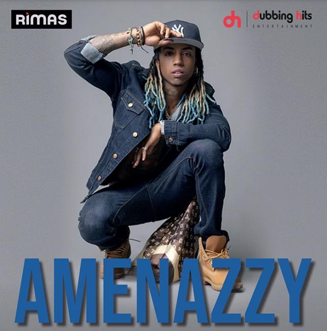 """""""Santo Niño"""": álbum debut de Amenazzy"""