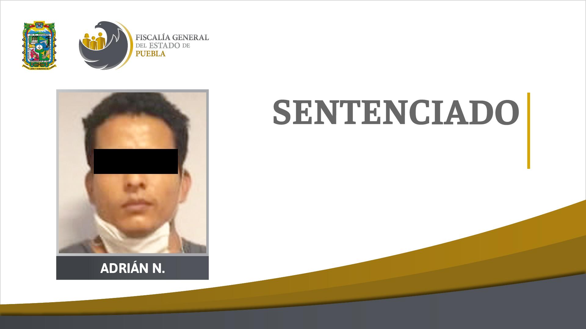 Por privar de la vida a un hombre en Chiautla de Tapia, 27 años de prisión