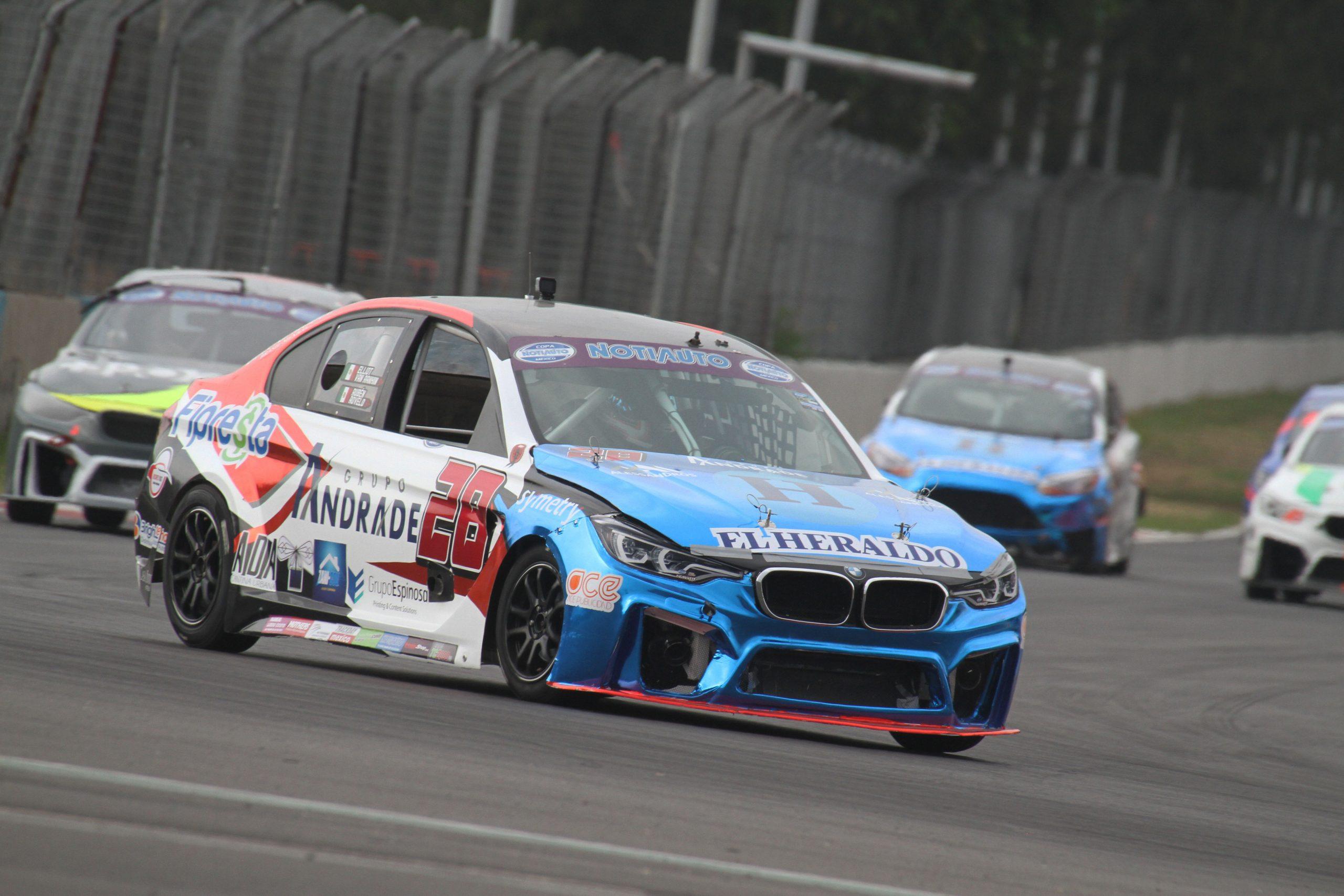 Alessandros Racing a seguir haciendo historia en TC2000