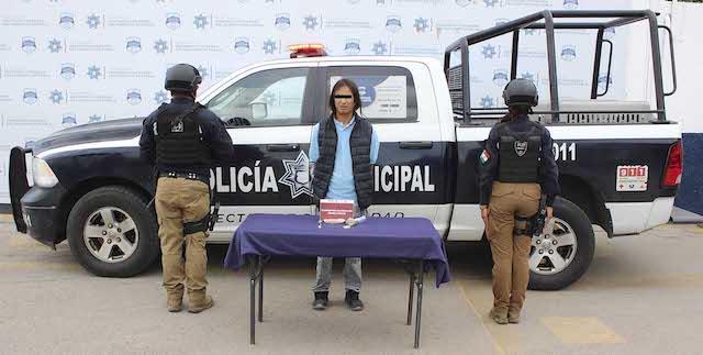 Oportuna y exitosamente, rescató policía municipal de Puebla a víctima de privación ilegal de la libertad