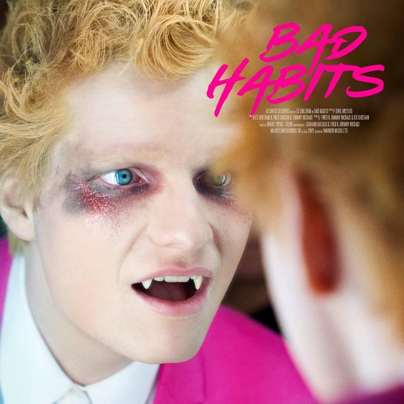 """Ed Sheeran lanzó """"Bad Habits"""", su nuevo sencillo"""