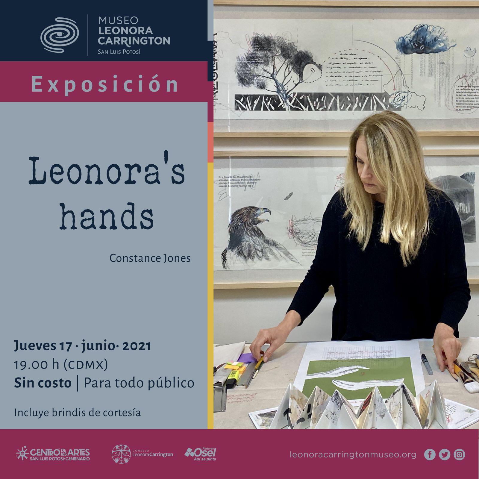 Inaugurarán exposiciones en el Museo Leonora Carrington SLP