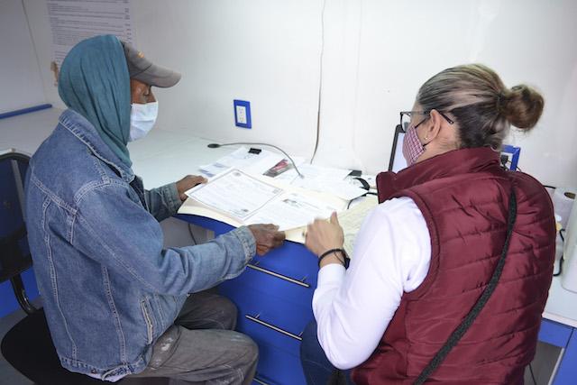 Reanuda Registro Civil del SEDIF jornadas ciudadanas en juntas auxiliares