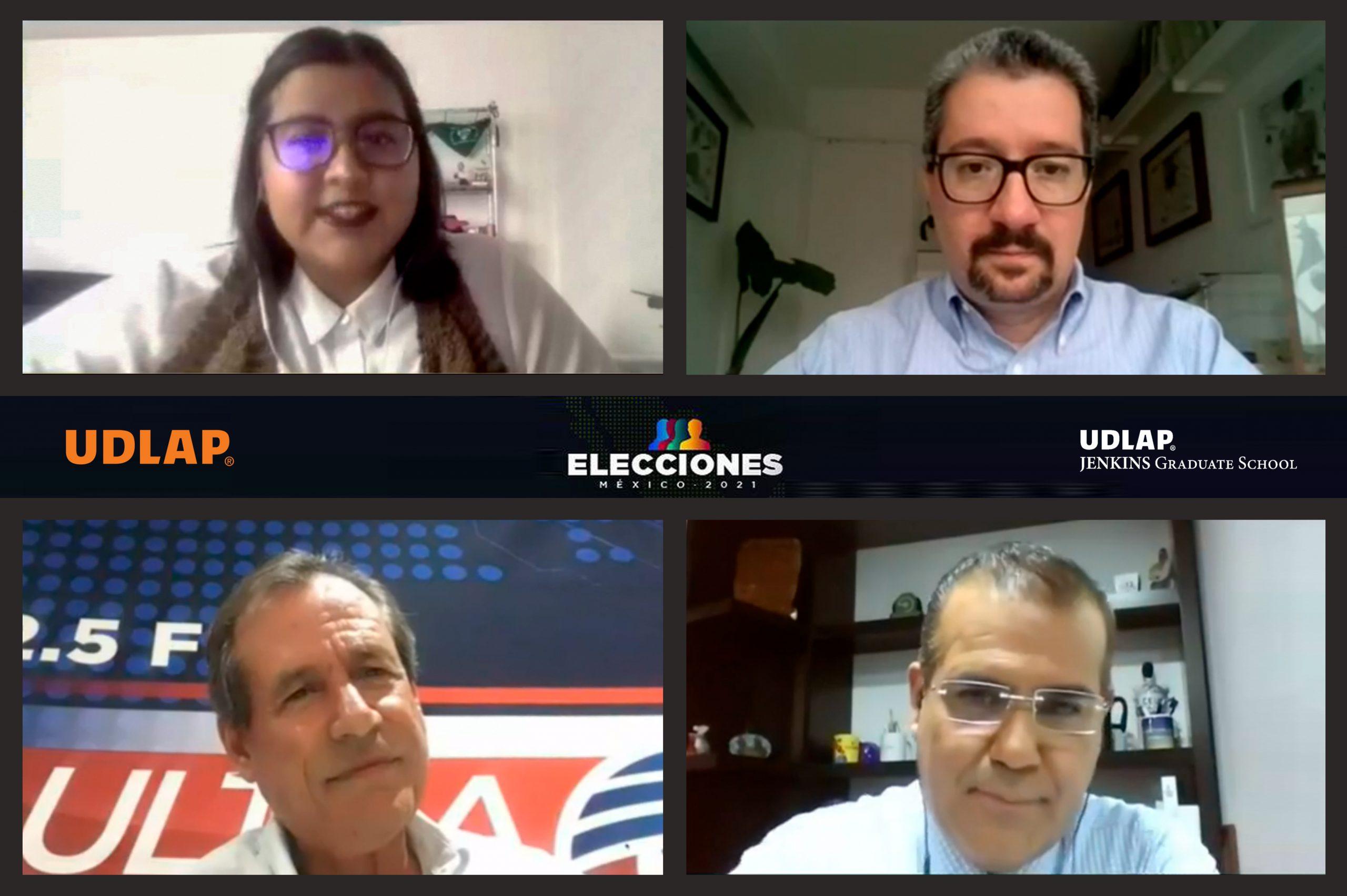 Realiza la UDLAP mesa de análisis sobre tendencias, propuestas y agenda pendiente de los principales municipios de Puebla