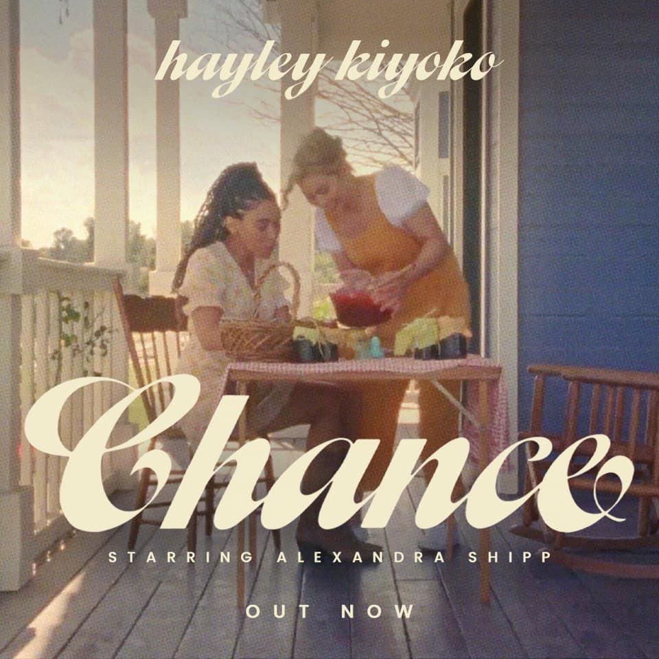 """""""Chance"""" es el nuevo sencillo de Hayley Kiyoko"""