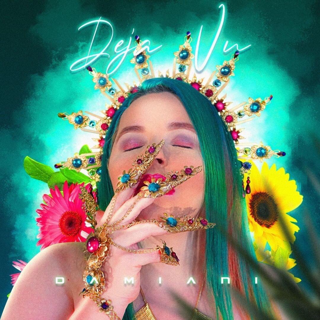 "Damiani lanzó ""Deja Vu"", sencillo homónimo de su nuevo álbum"