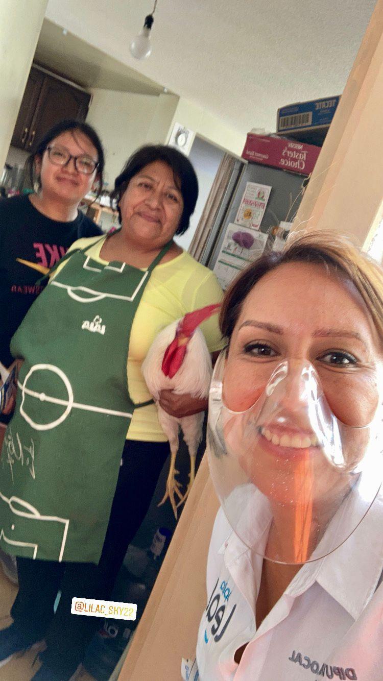 Mi compromiso desde el Congreso es trabajar para que los poblanos tengan una vida mejor: Lupita Leal