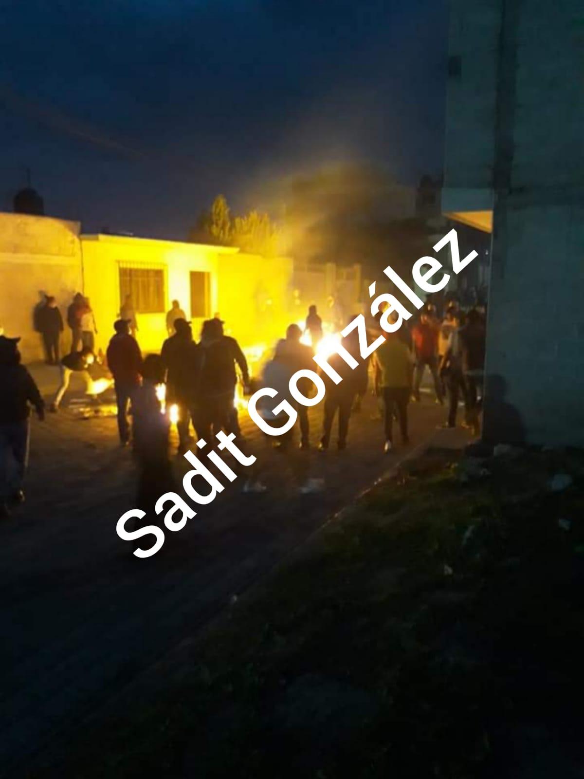 Queman boletas electorales en Acatzingo