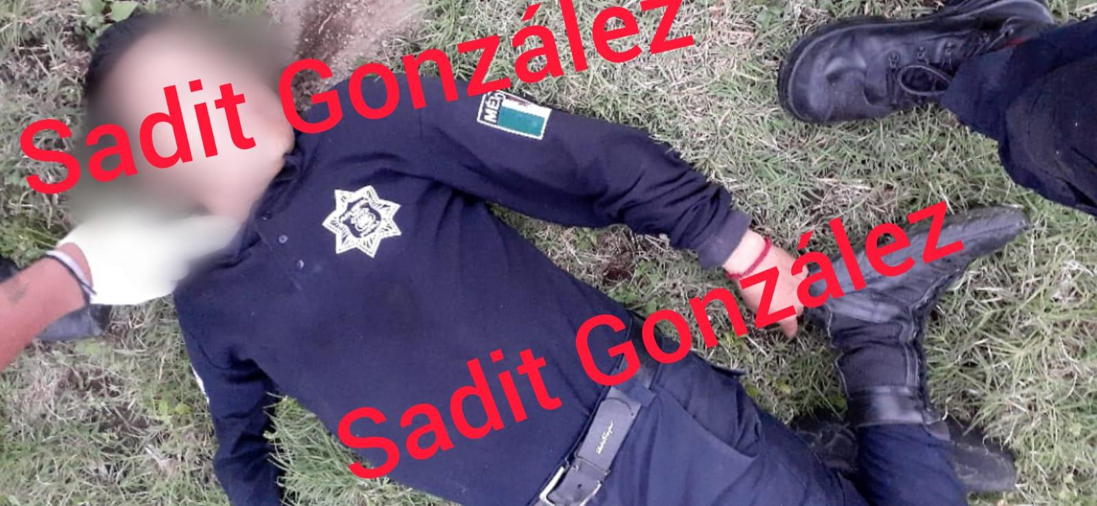 Asesinan a dos policías de San Felipe Teotlancingo
