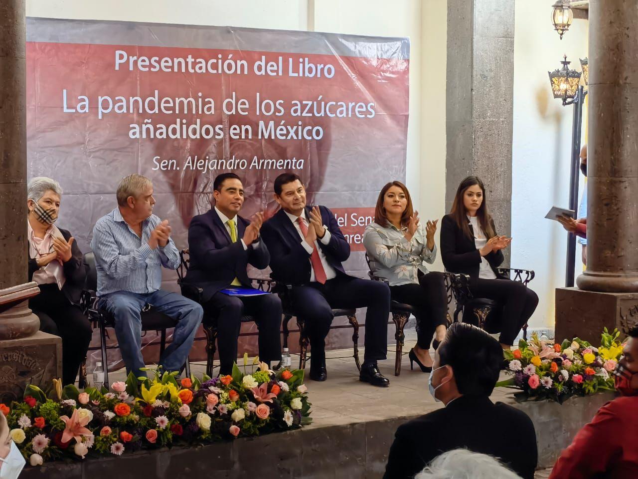 La pandemia mundial de la que no se habla es la de los azúcares añadidos: Alejandro Armenta