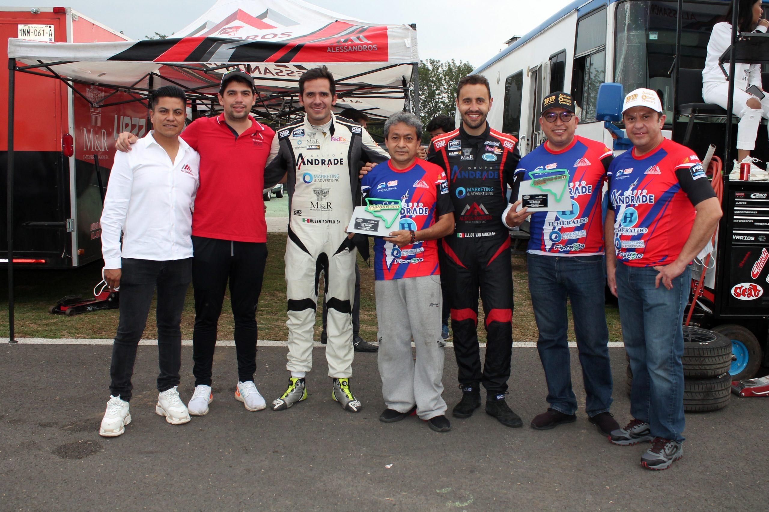 4 de 4 para Alessandros Racing en TC2000