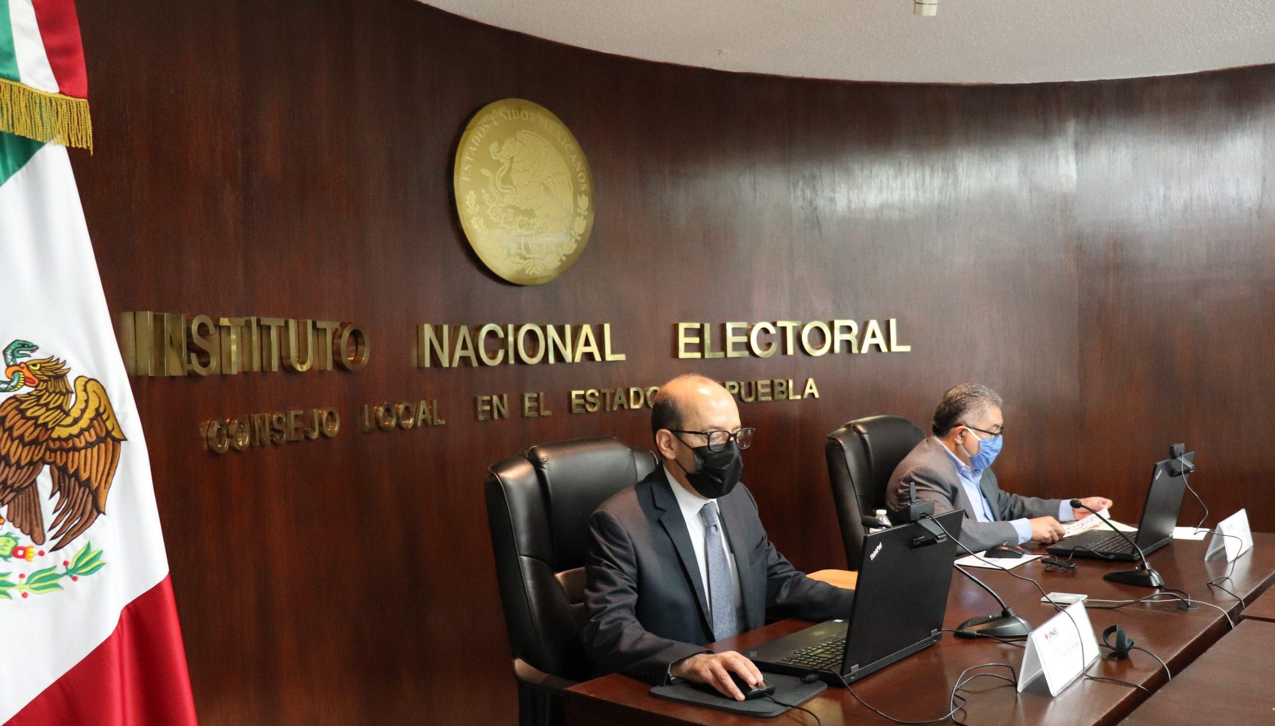Aprueba INE designación temporal de consejeras y consejeros suplentes para la jornada electoral