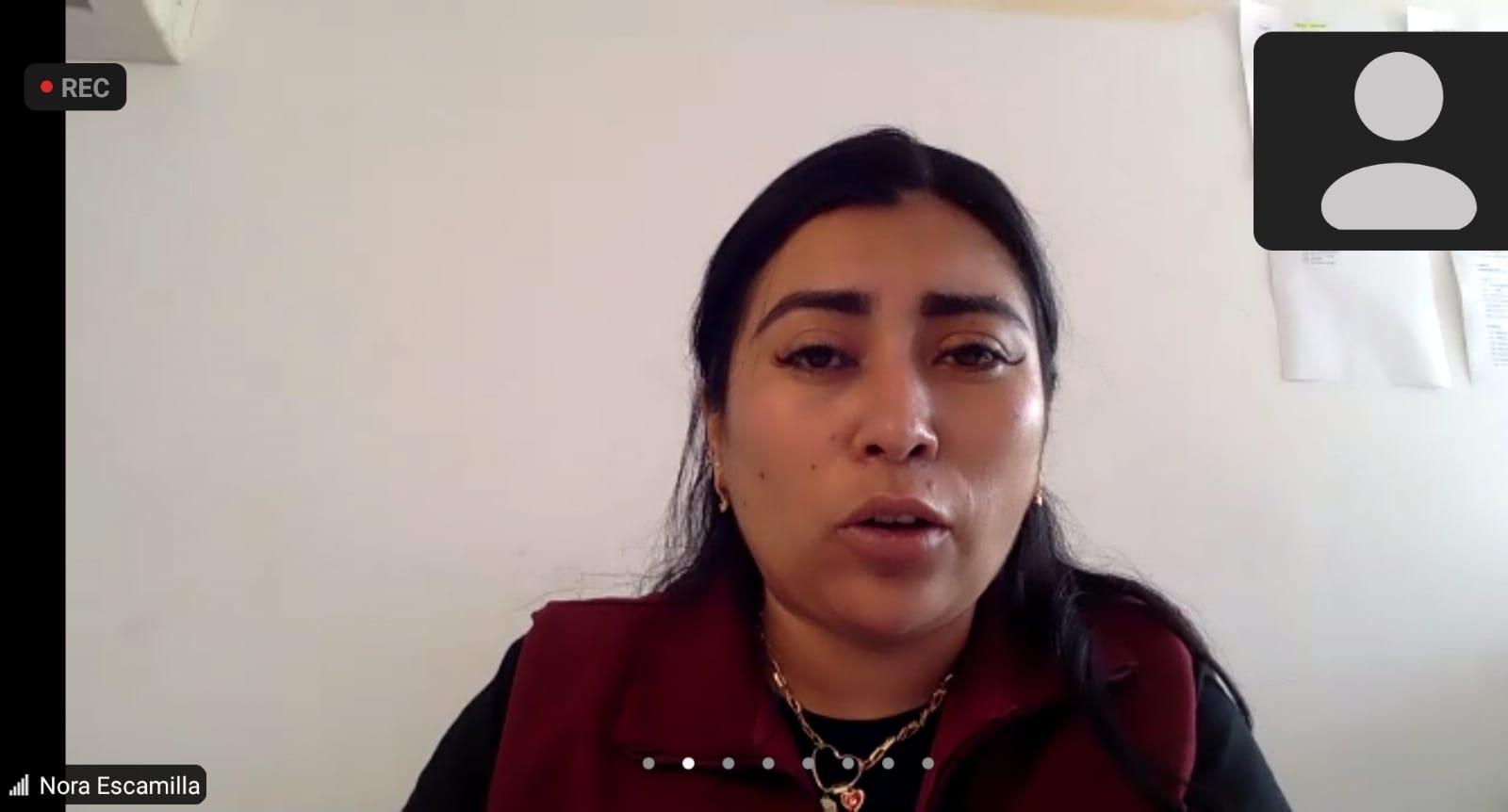 Agradece Nora Escamilla a los ciudadanos que votaron por ella a pesar de Claudia Rivera